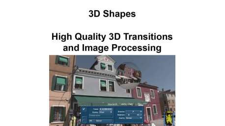 3D-Shapes Professional