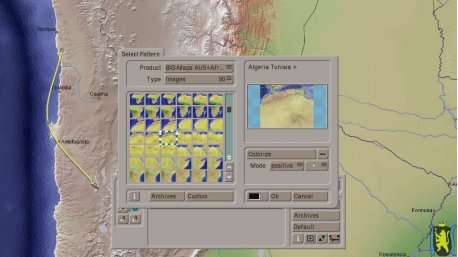 BIG-Maps Afrika + Australien