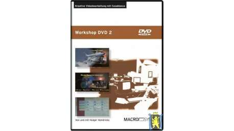 DVD Vol.02 Kreative Video- Bearbeitung mit Casablanca / Bogart (Deutsch)