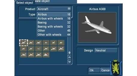 Columbus 3 Flugzeuge und Fluggesellschaften