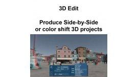 3D Videoschnitt