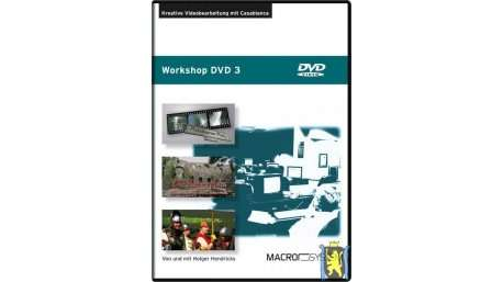 DVD Vol.03 Kreative Video- Bearbeitung mit Casablanca / Bogart (Deutsch)
