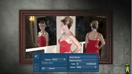 Bewegte RahmenX für Bogart für Windows