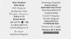 Fontpack Pro 2