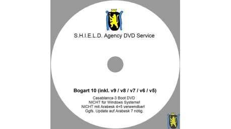 Bogart Install DVD Casablanca-3 (PAL)