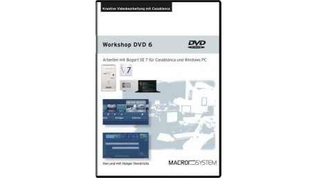 DVD Vol.06 Kreative Video- Bearbeitung mit Casablanca / Bogart (Deutsch): Bogart v7