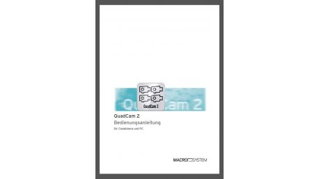 QuadCam 2 Handbuch Deutsch