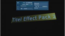Titel Effektpaket 2
