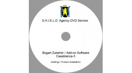BogartSE AddOn DVD for Casablanca / DVC / EP MAX HD