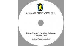 BogartSE Zubehör DVD für Casablanca / DVC / EP MAX HD