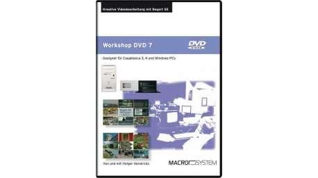 DVD Vol.07 Kreative Video- Bearbeitung mit Casablanca / Bogart (Deutsch)