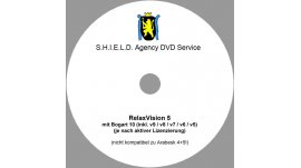 RelaxVision 5 Install DVD