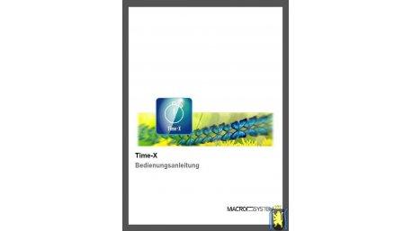 Time-X Handbuch