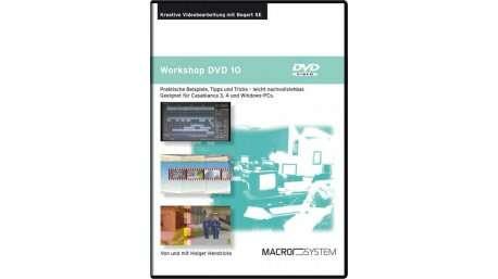 DVD Vol.10 Kreative Video- Bearbeitung mit Casablanca / Bogart (Deutsch)