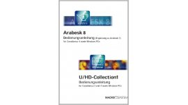 Arabesk 8 & U/HD Collection 1 Handbuch