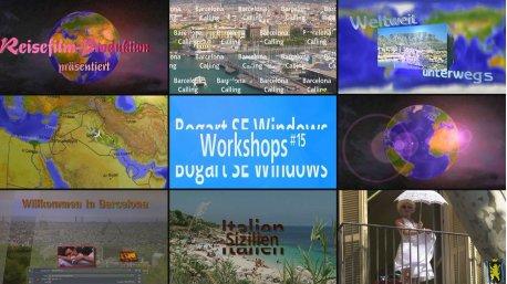 Kreative Video- Bearbeitung mit Casablanca Vol.15