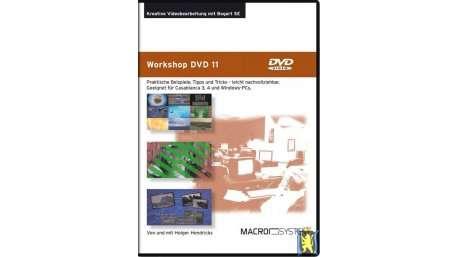 DVD Vol.11 Kreative Video- Bearbeitung mit Casablanca / Bogart (Deutsch)