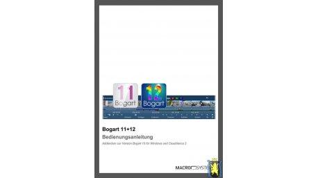 Bogart 12+11 Handbuch für Casablanca-3/DVC und Windows