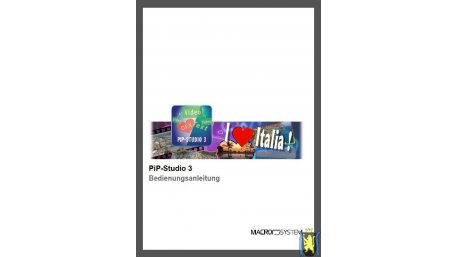 PiP-Studio 3 Handbuch
