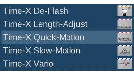 Time-X Upgrade von Twixtor für Casablanca-3/DVC