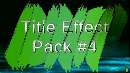 Titel-Effektpaket 4 für Bogart Windows