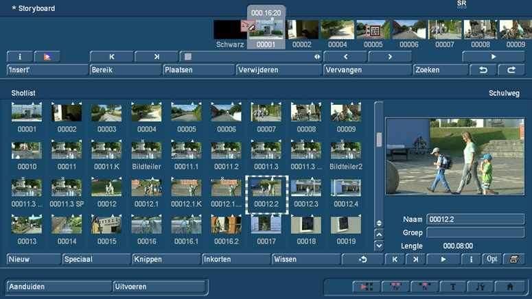 Bogart en bewerken AVCHD & 4k Video