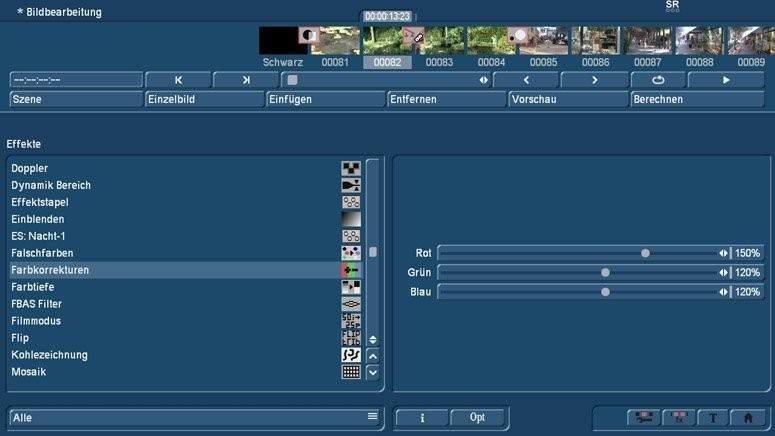 Bildkorrektur mit Bogart für Windows