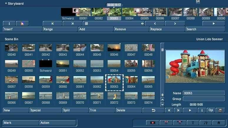 Bogart AVCHD Video editing