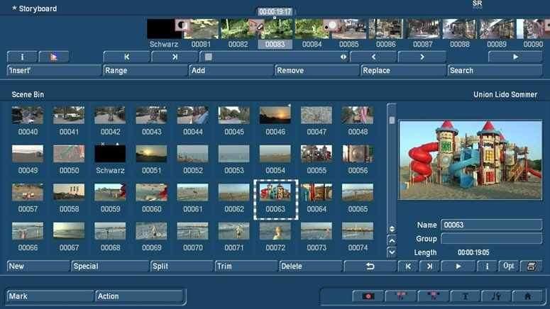 Bogart AVCHD Video editing