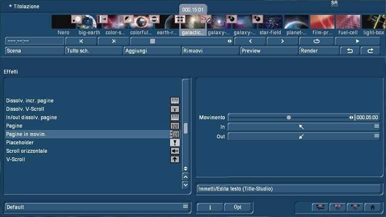 Gli effetti titolo su PC con Bogart per Windows