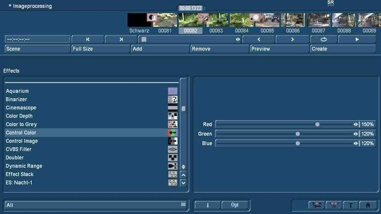 Image Corrections with Bogart for Windows