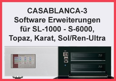 Casablanca-3 Software Deutsch