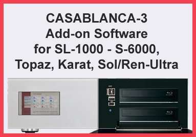 Casablanca-3 Add-on Software