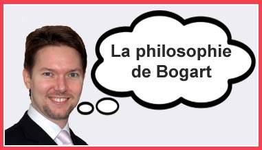La philosophie de Bogart