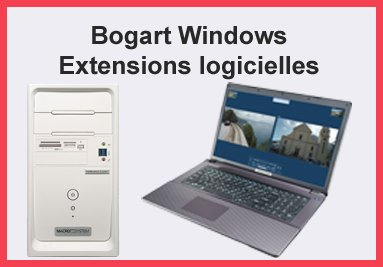 Bogart pour Windows